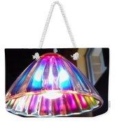 Colorful Light  Weekender Tote Bag
