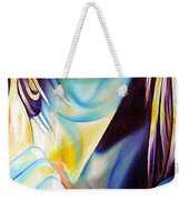 Colorful Love Weekender Tote Bag