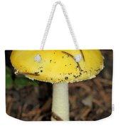 Colorful Mushroom Weekender Tote Bag