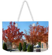 Colorful Ohio Trees Weekender Tote Bag