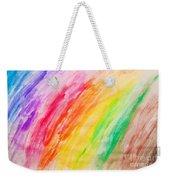 Colorful Painting Pattern Weekender Tote Bag