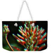 Colorful Plant Weekender Tote Bag