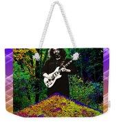 Colorful Pyramid Concert Weekender Tote Bag