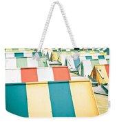 Colorful Roofs Weekender Tote Bag