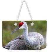 Colorful Sandhill Weekender Tote Bag