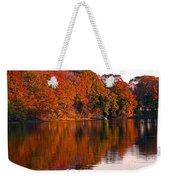 Colorful Shores Weekender Tote Bag