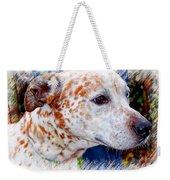 Colorful Spots Weekender Tote Bag