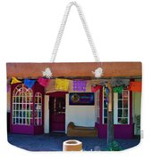 Colorful Store In Albuquerque Weekender Tote Bag