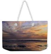 Colorful Sunrise Weekender Tote Bag