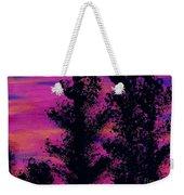 Colorful - Sunset Weekender Tote Bag
