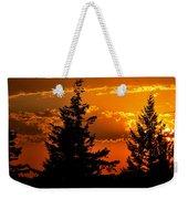 Colorful Sunset II Weekender Tote Bag