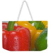 Colorful Trio Weekender Tote Bag