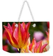 Colorful Tulips Weekender Tote Bag