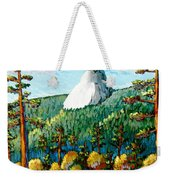 Colorful View Of Idyllwild California Weekender Tote Bag