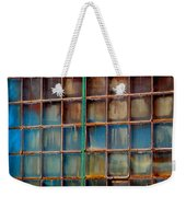 Colorful Windows  Weekender Tote Bag