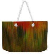 Coloring The Woods Weekender Tote Bag