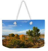 Colors Along The Colorado Weekender Tote Bag