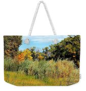 Colors Along The Gunnison Weekender Tote Bag