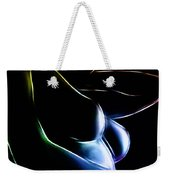 Colors And Curves Weekender Tote Bag