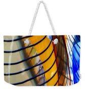 Colors And Lines Weekender Tote Bag