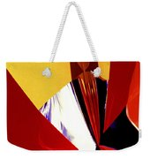 Colors And Shapes Weekender Tote Bag