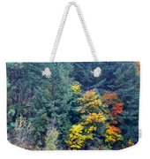 Colors Are Starting To Pop Weekender Tote Bag