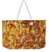 Colors In Motion Weekender Tote Bag