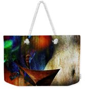 Colors Of Eve Weekender Tote Bag