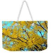 Colors Of Fall 1 Weekender Tote Bag