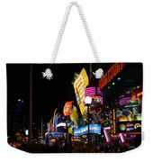 Colors Of Las Vegas Weekender Tote Bag