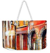 Colors Of Lyon 3 Weekender Tote Bag
