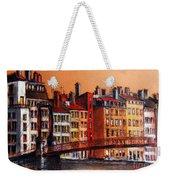 Colors Of Lyon I Weekender Tote Bag
