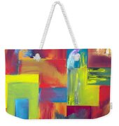 Colors Of Mother Earth Weekender Tote Bag