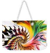 Colors Of Passion Weekender Tote Bag