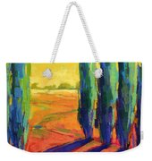 Colors Of Summer 3 Weekender Tote Bag