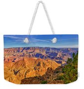 Colors Of The Canyon Weekender Tote Bag