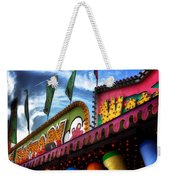 Colors Of The Midway 2 Weekender Tote Bag
