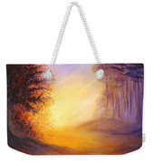 Colors Of The Morning Light Weekender Tote Bag