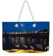 Cala Corb In Es Castell - Minorca - Colors Of The Moonlight   Weekender Tote Bag