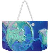Colors Of The Sea 2 Weekender Tote Bag