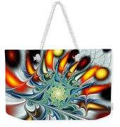 Colors Of The Spirit Weekender Tote Bag by Anastasiya Malakhova