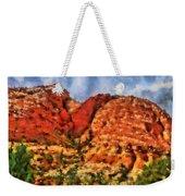 Colors Of Zion Weekender Tote Bag