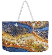 Colors On Rock I Weekender Tote Bag