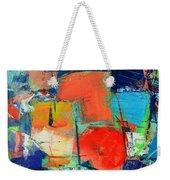 Colorscape Weekender Tote Bag by Ana Maria Edulescu