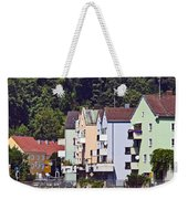 Colorul Houses In Germany Weekender Tote Bag
