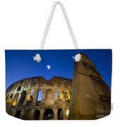 Colosseum And The Moon Weekender Tote Bag
