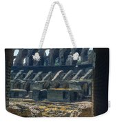 Colosseum Arch Weekender Tote Bag