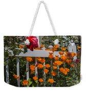 Colour Burst Weekender Tote Bag