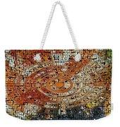 Color Exploded Weekender Tote Bag