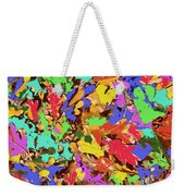 Coloured Oak Leaves By M.l.d. Moerings 2009 Weekender Tote Bag